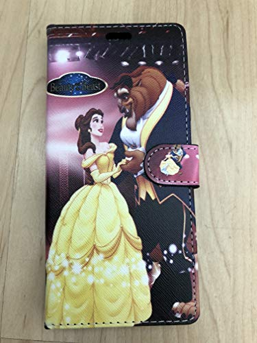 Samsung Galaxy Note 9 Case, Princess Beauty and The Beast Belle Flip Stand Leather Wallet Case For Samsung Galaxy Note 9 Ship From NY 1