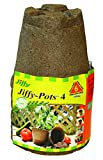 Jiffy Pots 4' Round 6 pack