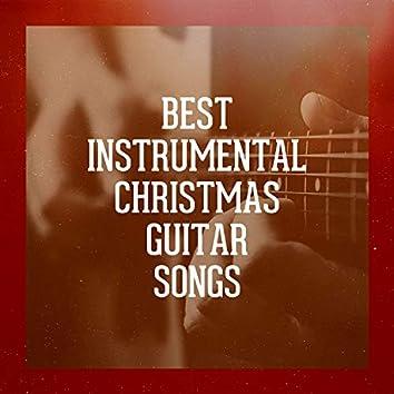 Best Instrumental Christmas Guitar Songs