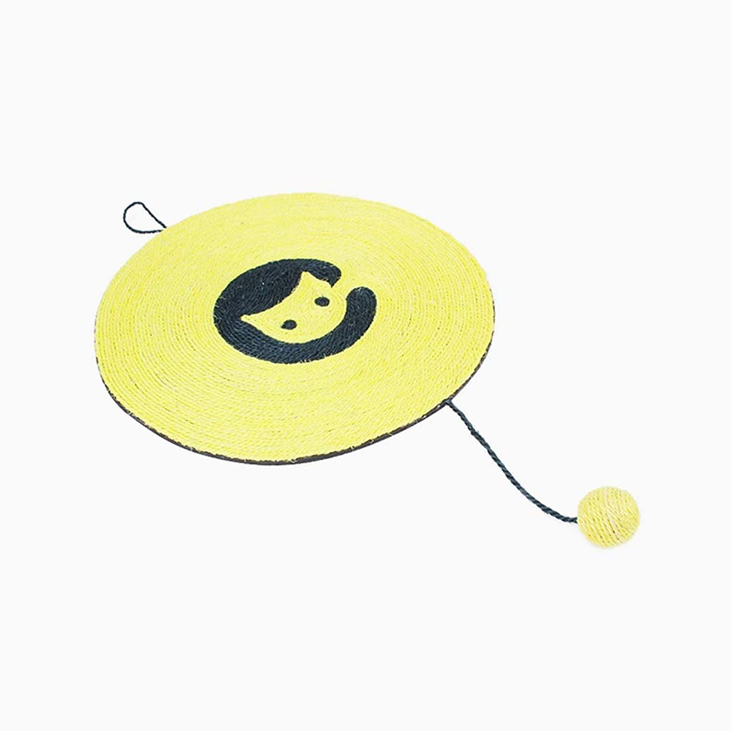 LFFMZB Cat Scratch Board Claw Claw cat Claw Board cat Scratch pad cat Toy Grinding Scratch Board cat Litter Toy wear a Good Gift for The cat