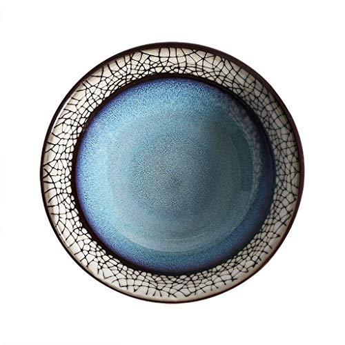 LYQZ Casserole Ramen Céramique Céramique Cracked Grande Capacité Creative Vaisselle Bol De Soupe Salade De Fruits