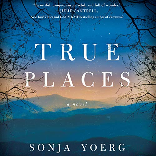 True Places audiobook cover art