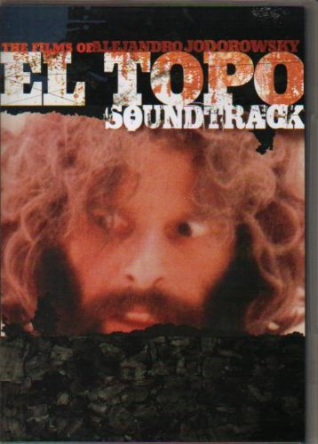 El Topo Soundtrack [DVD] A Film Of Alejandro Jodorowsky