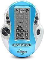 Goolsky 携帯ゲーム機 内蔵26ゲーム ポケット ハンドヘルド ビデオゲーム コンソール 3in LCD ミニ ポータブル レンガゲーム プレイヤー 子供 贈り物