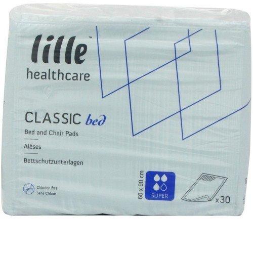 Patterson Medical Lilbed - Protector desechable para pérdidas de orina (600 x 900mm, 30 Piezas)