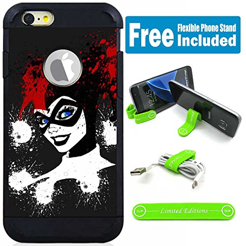 51KsnCdrwbL Harley Quinn Phone Cases iPhone 6
