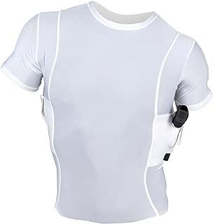 Men's Concealment Crew Neck Shirt