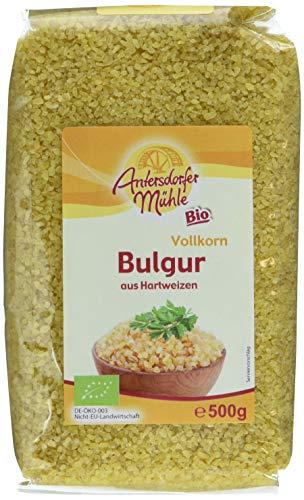 Antersdorfer Mühle Bulgur, 6er Pack (6 x 500 g) - Bio