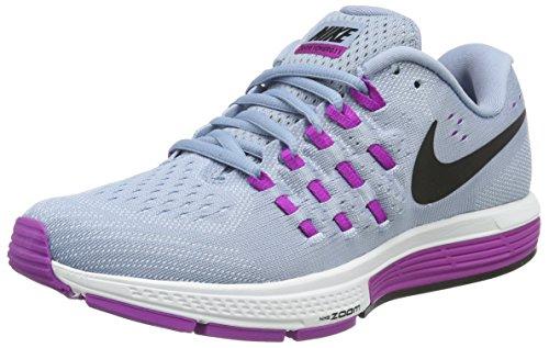 Nike Wmns Air Zoom Vomero 11, Zapatillas de Running Mujer, Azul (Blue Grey/Blk-Hypr Vlt-Bl TNT), 36.5 EU