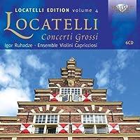 Locatelli: Concerti Grossi by Ensemble Violini Capricciosi (2015-12-12)