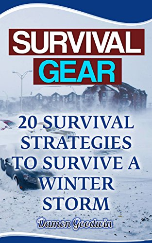 Survival Gear: 20 Survival Strategies To Survive A Winter Storm