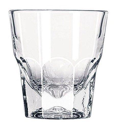 /Etui de 12/| 40/cl Cocktail Highball Lunettes verres /à jus /Duratuff Libbey Verrerie Gibraltar Verres/ Gibraltar Original Boisson Verres 399,7/gram//400/ml/