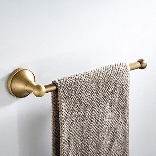 Handtuchhalterung 2 Stück 30Cm Schwarzer Handtuchhalter Wandmontage Antik Kreativer Badetuchring Chrom Weiß Große Küche Toilettenpapierhalter Messing Bronze