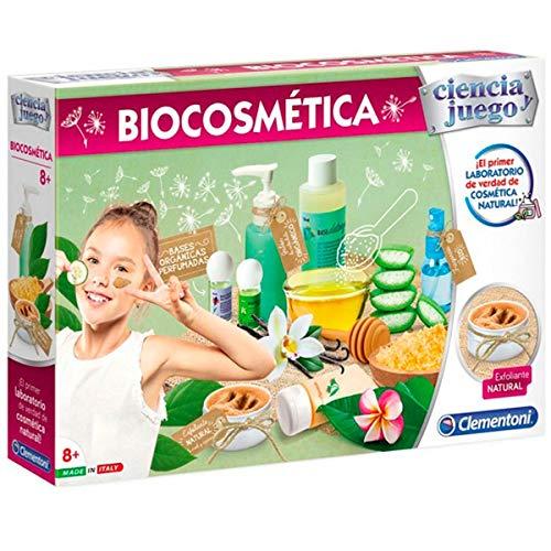 Clementoni Ciencia y Juego-La Bio Cosmética (55381)