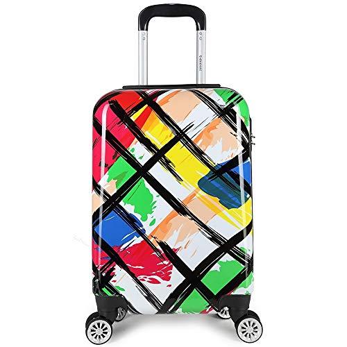 Decent Forenza Handbagage Koffer 55 Cubes