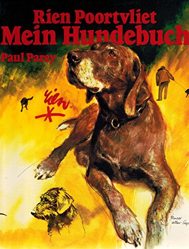 Buchseite und Rezensionen zu 'Mein Hundebuch' von Rien Poortvliet