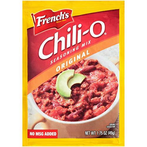 French's Chili-O Seasoning Mix, 1.75oz, Pack of 6