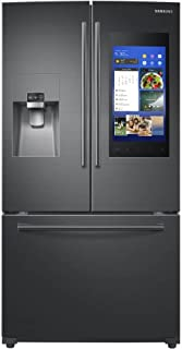 samsung black french door refrigerator