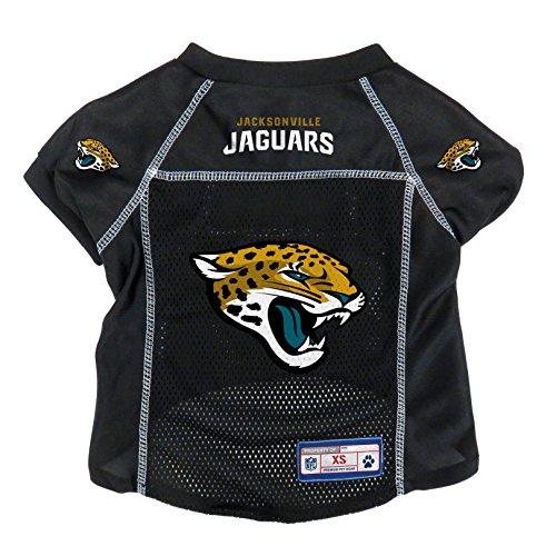 NFL Jacksonville Jaguars Pet Jersey, XS