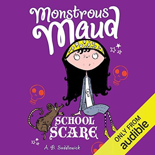 Monstrous Maud: School Scare cover art