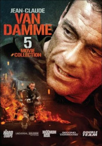 Jean-Claude Van Damme - 5 Movie Pack