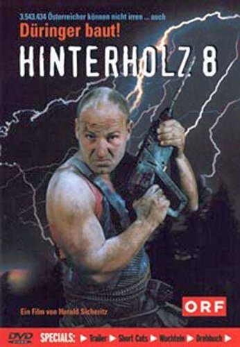 Hinterholz 8 [ NON-USA FORMAT, PAL, Reg.0 Import - Germany ] by Roland Düringer