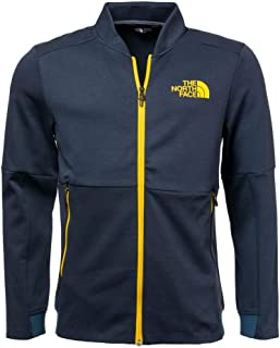 The North Face VISTA TEK FULLZIP FLEECE JACKET for MEN - Navy M