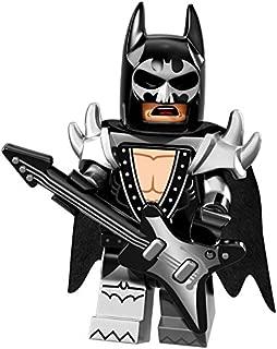 LEGO Batman Movie Series 1 Collectible Minifigure - Glam Metal Batman (71017)