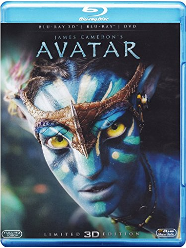 Avatar (Blu-Ray+Blu-Ray 3D+Dvd) (Ltd Ed)