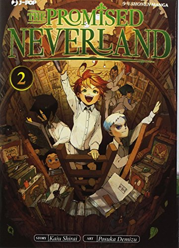 The promised Neverland (Vol. 2)
