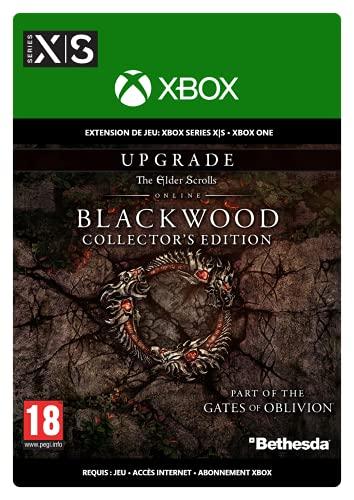 The Elder Scrolls Online Blackwood Upgrade Collector's Edition | Xbox - Code à télécharger