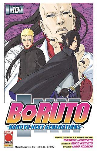 Boruto. Naruto next generations: 10