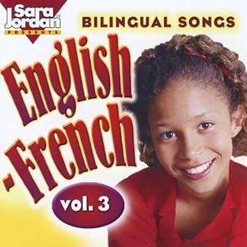 Bilingual Songs: English-French, Vol. 3