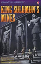 King Solomon's Mines: Level 3 (Usborne Young Reading) (Young Reading Series Three) by H. Rider Haggard (1-May-2012) Hardcover