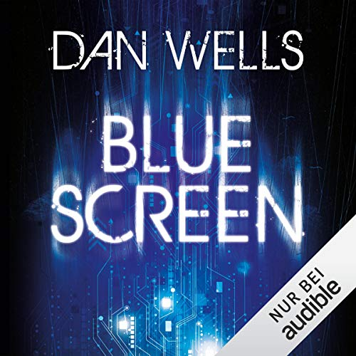 Bluescreen cover art