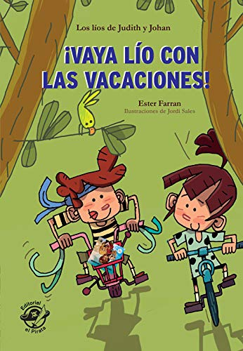 Vaya lío con las vacaciones - Libro con mucho humor para niños de 8 años: Muy divertido: aventuras con humor - Adaptado por Lectura Fácil: 2 (libros de humor)