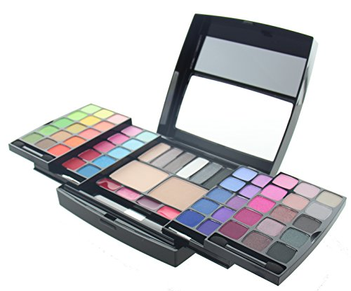 BR Beauty Revolution Complete Make Over Makeup Artist Kit - Pro Series All in One Makeup Palette by BR