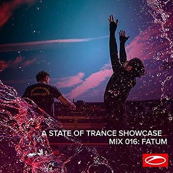 A State Of Trance Showcase - Mix 016: Fatum