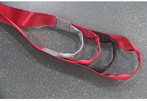 51KsywG10kL - Grúa de paciente portátil de transferencia de honda de la correa, en movimiento suave Assist alzamiento de la marcha del arnés del cinturón ajustado Heights de dispositivos, for la tercera edad, disca