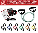 Ripcords Resistance Bands 7 Pack - Lifetime Replacement Warranty