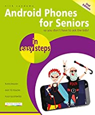 Image of Android Phones for. Brand catalog list of In Easy Steps Limited.