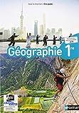 Géographie 1re collection Janin - Manuel élève (nouveau programme 2019)
