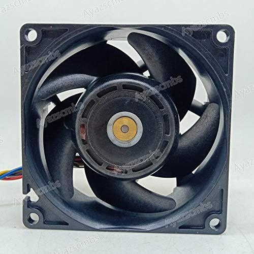 Ayazscmbs enfriamiento Ventilador Compatible para San Ace80 9HV0812P1H6031 12V-3.0A Servidor Ventilador 8cm8038 enfriamiento Ventilador: Amazon.es: Electrónica
