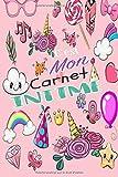 C'est Mon carnet Intime: Cadeau fille Anniversaire , Idée Cadeau fille original, Journal Intime de mes pensées et mes envies