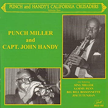 Punch and Handy's California Crusaders, Vol. 2
