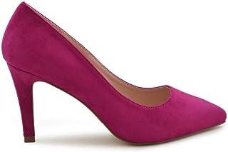 Precio pagable compra venta nueva colección Amazon.es: fucsia - 35 / Zapatos para mujer / Zapatos ...