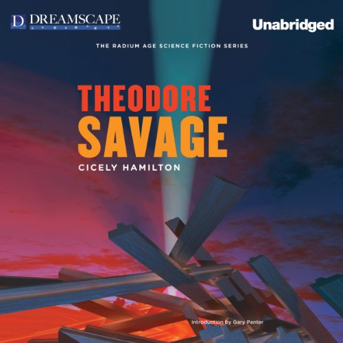 Theodore Savage audiobook cover art
