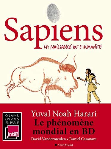 Sapiens - tome 1 (BD) : La naissance de l'humanité