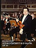 Beethoven - Concierto para Violín, Op. 61