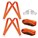 Innovative Moving Straps 2-Person Furniture Movers and Lifting Teamstrap System.Easily&Safe to Move Appliance,Heavy